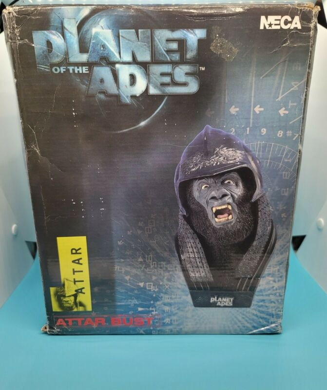NECA Attar Bust Planet Of The Apes