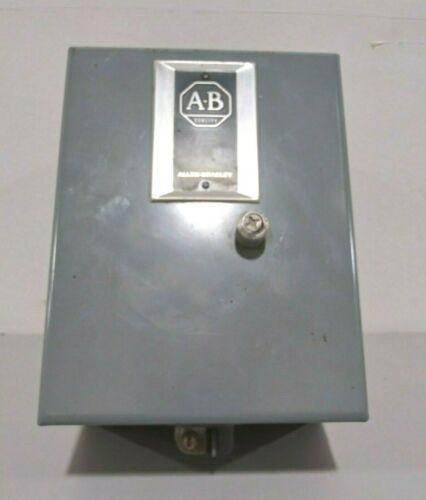 New Allen-Bradley 509-TAB Ser B Full Voltage Starter