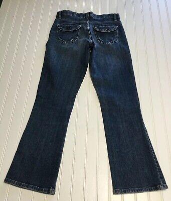Comfort Bootcut Jean (LEE COMFORT WAISTBAND Women's Size 6M Bootcut Stretch Denim Blue Jeans )