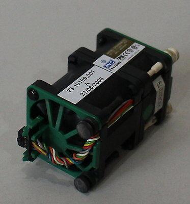 04-13-02302 Dual Lüfter FAN AVC DF04056B12V Fujitsu A3C40073779 12V-