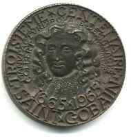 1665 Saint Gobain 300° Anniversario 1965 Medaglione Celebrativo -  - ebay.it
