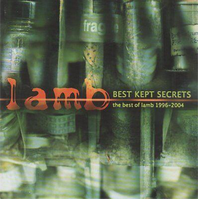 LAMB - Best kept secrets - The best of Lamb 1996-2004 - CD (Lamb Best Kept Secrets)