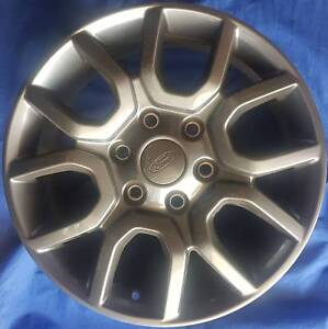 PAIR OF (2) FORD OE 18x8 6/139.7 et55 RANGER FX4 Aspley Brisbane North East Preview