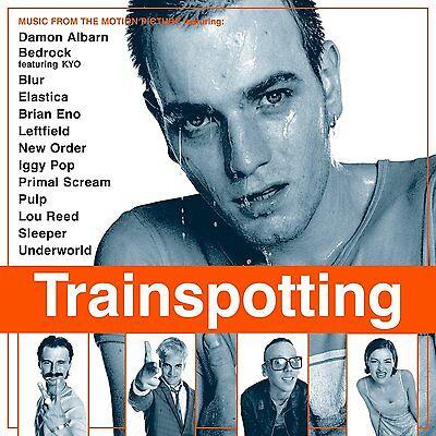 Trainspotting - Original Soundtrack - Limited 2 x 180gram Orange Vinyl LP *NEW*