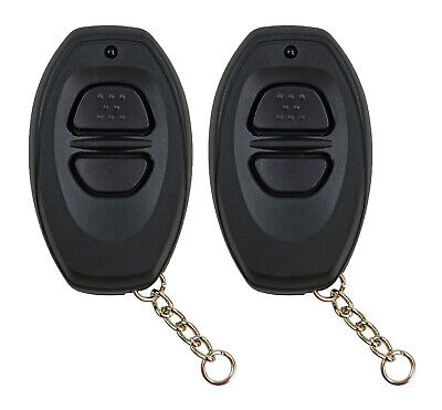 Keyless Entry Remotes Fobs W/ OEM Electronics for Toyota RS3000 System 2 -