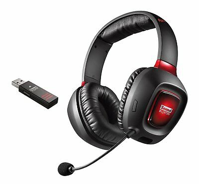 ## Creative SB Tactic3D Wireless Gaming Headset Kopfhörer für PC PS4 7-3.5-711 Wireless Usb Gaming Headset