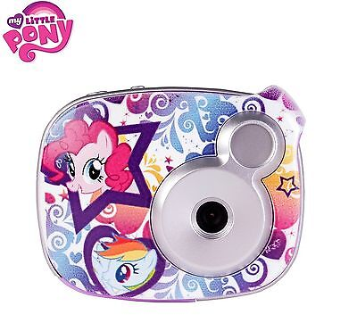 My Little Pony 98357 Children's 2.1MP Compact Kids Digital Camera with Screen