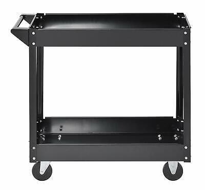 New-muscle Rack Sc3016 Industrial Black Commercial Service Cart