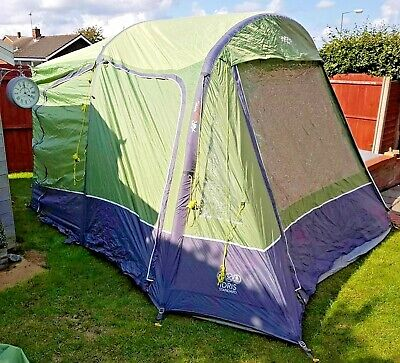 VANGO AIRWAY IDRIS STANDARD AIR/INFLATABLE DRIVE AWAY/STAND ALONE AWNING VGC