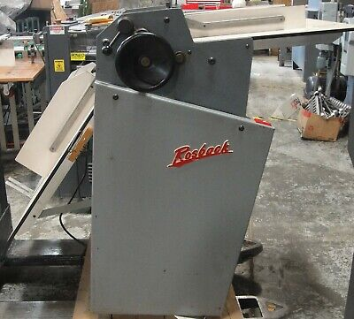 Rosback 220 Perforator