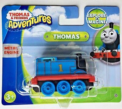Thomas the Tank Engine Adventures Explore & Imagine Metal Train Toy New
