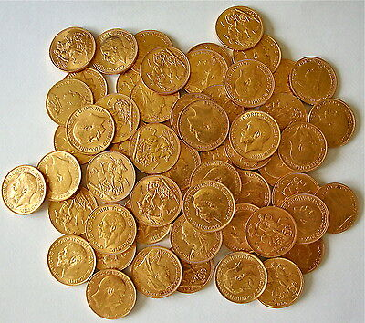 ONE GOLD FULL SOVEREIGN BULLION FOR INVESTMENT OR COLLECTOR