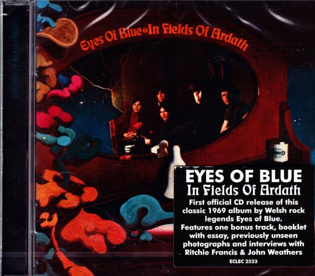 EYES OF BLUE in fields of ardath (1969) + 1 bonus tr. Esoteric CD NEU OVP/Sealed
