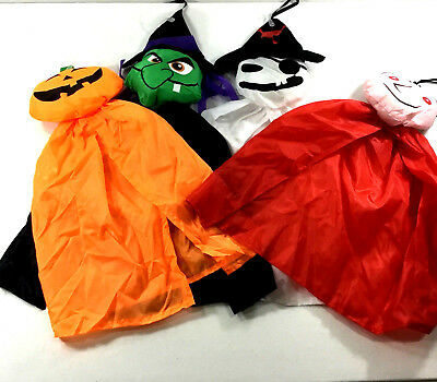 Halloween Wind Socks Pumpkin Pirate  Ghost Witch Vampire 18 Inch Set of - Halloween Windsock