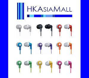 Panasonic-RP-HJE120-In-Ear-Buds-Earphone-Headphone-Choose-Colors-For-ipod-NEW