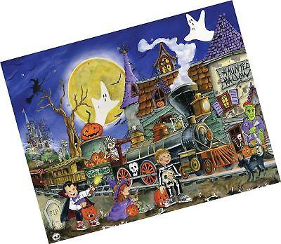 Vermont Christmas Company Spooky Express Countdown to Halloween Calendar