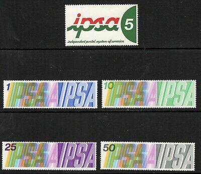 United States 1971 IPSA Cinderella Inaugural Set of 5 MNH   FREE SHIPPING