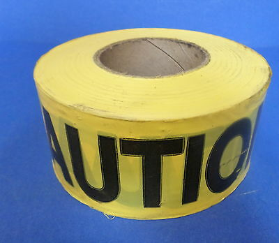 C.H. HANSON CO. #16000 CAUTION TAPE 3