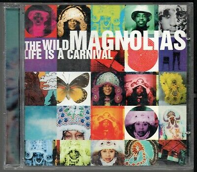 Life Is a Carnival by The Wild Magnolias (1999) Very Good CD](Life Is A Carnival)