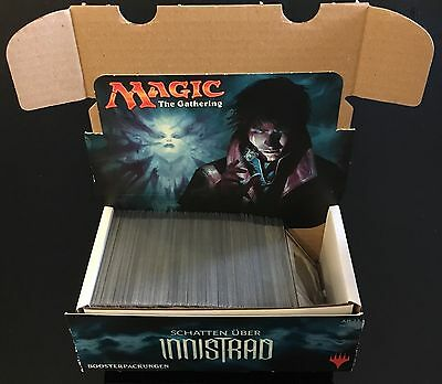 Magic The Gathering - Shadow over Innistrad - Full Set *DEUTSCH*