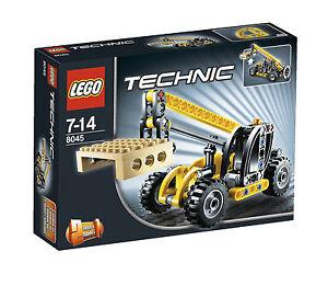 günstig kaufen LEGO Technic Mini-Teleskoplader 8045