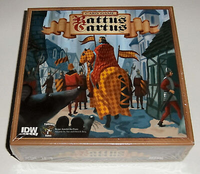 Rattus Cartus - IDW Games - 2012