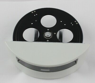 Olympus Ax-urbc Fluorescence 4 Cube Rotating Turret Microscope Ax-70 Provis