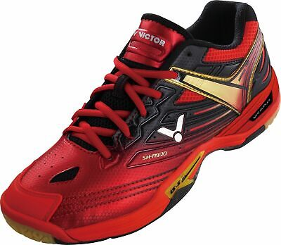 VICTOR SH-A920 Red Shoes Badminton Table Tennis Squash Indoor