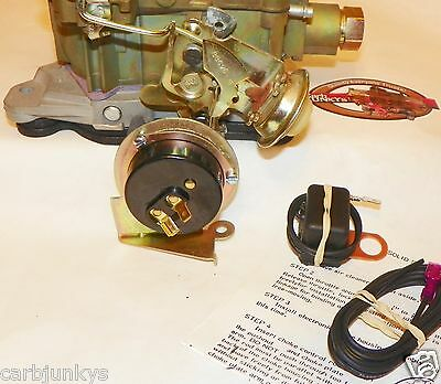 Pontiac Electric Choke Conversion Rochester Quadrajet Carburetor 350 400 428