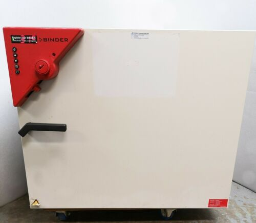 12763 Binder Ed115 Drying Oven With Natural Convection 9010-0096