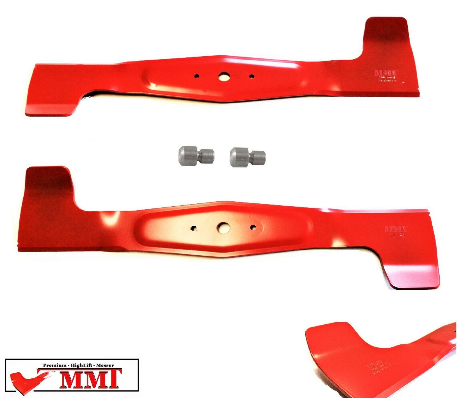 High Lift Messer Viking MT 640 MMT Zahnriemen MT 680 Modelle 102cm