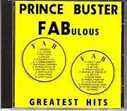 Prince Buster CD