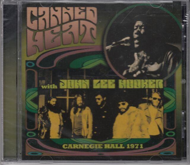 Canned Heat - Carnegie Hall 1971, CD Neu