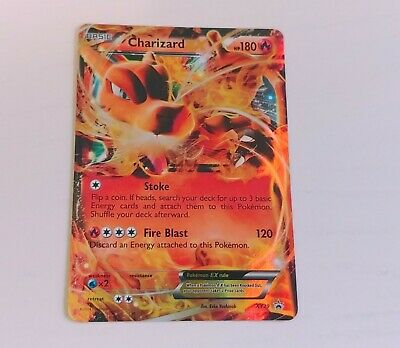 Charizard Ex Pokémon Card Game (ITA) Black Star Promo XY29