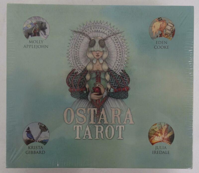 Ostara Tarot Vernal Equinox Applejohn Cooke Gibbard Iredale Feminine Deck Set