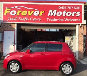 2009 SUZUKI SWIFT 5 DOORS AUTOMATIC HATCHBACK Long Jetty Wyong Area Preview