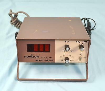 Vintage Test Equipment From Horizon Ecology - Model 5998-10