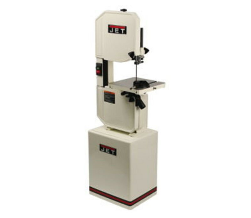 "J-8201k, Jet 14"" Metal/wood Vertical Bandsaw 414500 - Free Shipping"