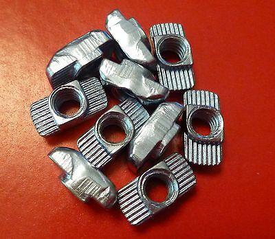 8020 8020 Equivalent - 13112 - Drop-in 10-32 Quarter Turn 15 Series 10 Pcs.