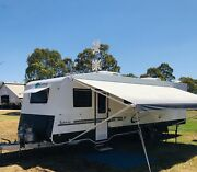 Sea breeze by Spaceland luxury caravan 2017 reduced for quick sale! Toowoomba Toowoomba City Preview