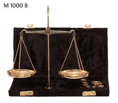 old Austria balance scale weighting small Antique bronze weight 200 gram