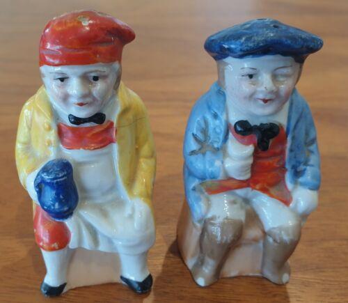 Antique Souter Johnny and Tam O