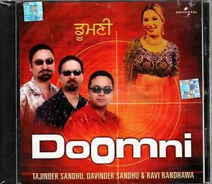 dhoomni-Tajinder-Sandhu-Davinder-Sandhu-amp-Ravi-NUOVISSIMO-CD
