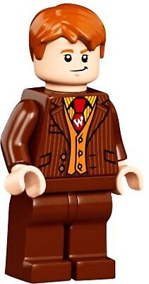 NEW LEGO Fred Weasely Minifigure 75978 Harry Potter Diagon Alley