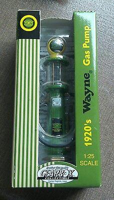 Gearbox John Deere 1920's Wayne Gas Pump Diecast Model NIP