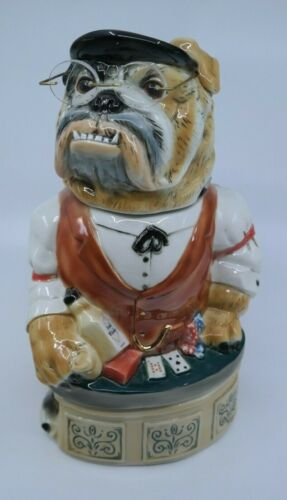 "2001 ""Dealer"" Bulldog III Stein - M. Cornell Importers, Inc."