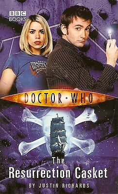 + DOCTOR WHO Paperback The Resurrection Casket (David Tennant as Doctor) engl