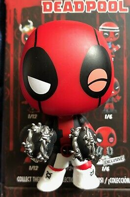 Deadpool Boxer Target Funko Mystery Minis Exclusive