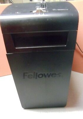Fellowes P-58cs 9 Sheet Cross-cut Paper Shredder