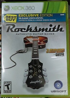 Ubisoft Rocksmith Best Buy Exclusive Edition for Xbox (Best Xbox 1 Exclusives)